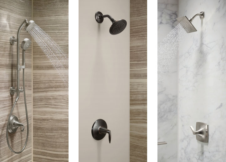 Build Your Bath - Faucets & Sprays